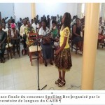 Concours Spelling Bee
