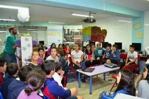 Ecoles sans racismes - ESR
