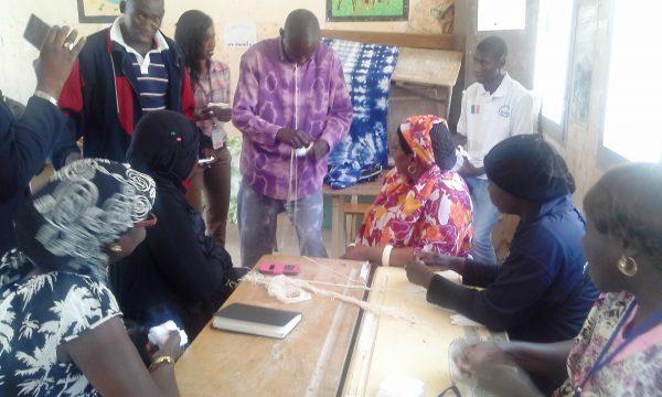 Jumelage Ceméa Sénégal