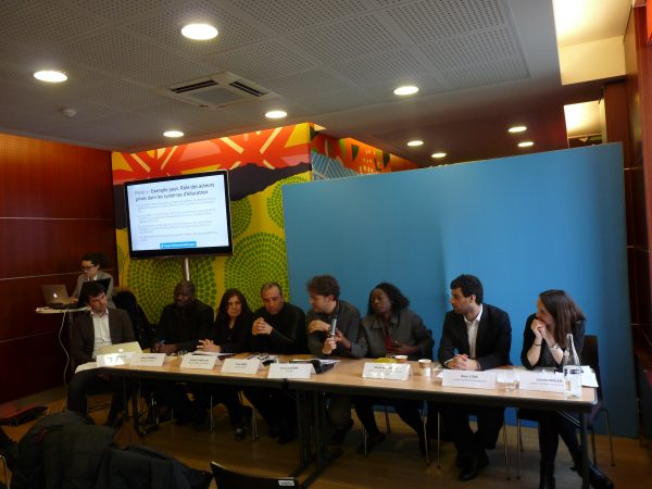Réseau Francophone contre la marchandisation de l'éducation