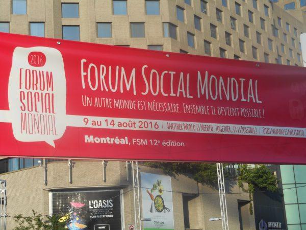 Quelle place pour les questions éducatives au Forum social mondial ?