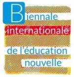 Première « biennale internationale de l'Éducation Nouvelle »