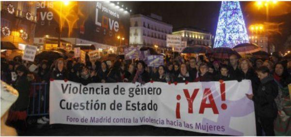 Le 25 novembre, journée contre les violences faites aux femmes
