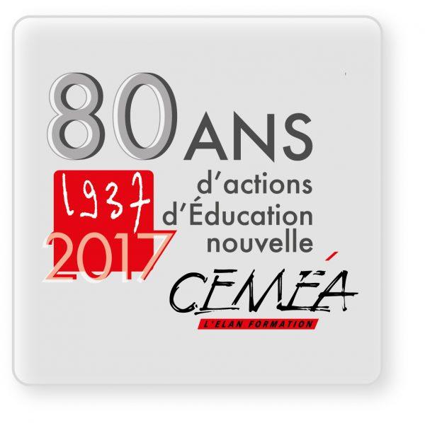 80 ans Ceméa France